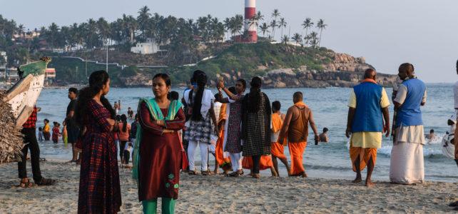 Angekommen – Trivandrum und Kovalam
