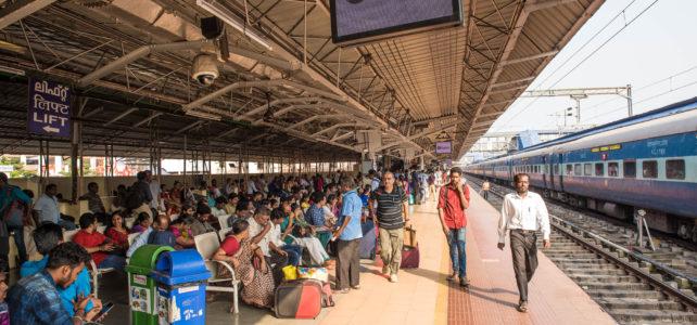 Zugfahrt nach Rishikesh – Klaustrophopie und Selbsterkenntnis?