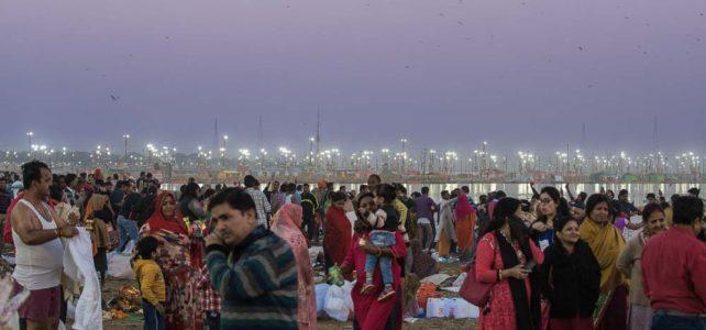 Kumbh Mela – das Fest des Kruges in Allahabad