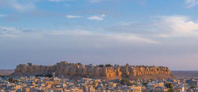 Jaisalmer – die goldene Stadt