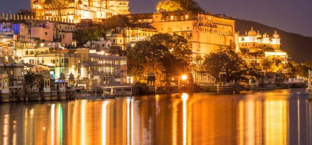 Udaipur – die Stadt am Pichhola See