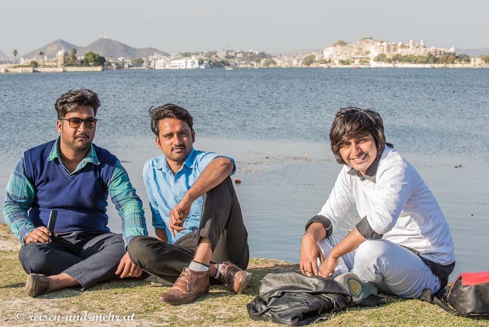 Karan and friends