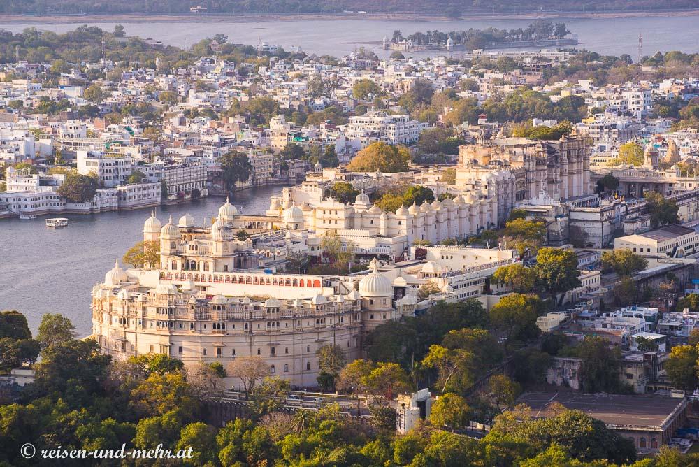 Stadtpalast Udaipur