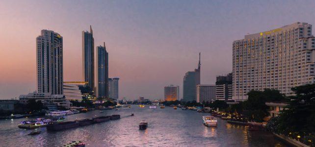 Bangkok – die Stadt am Chao Phraya