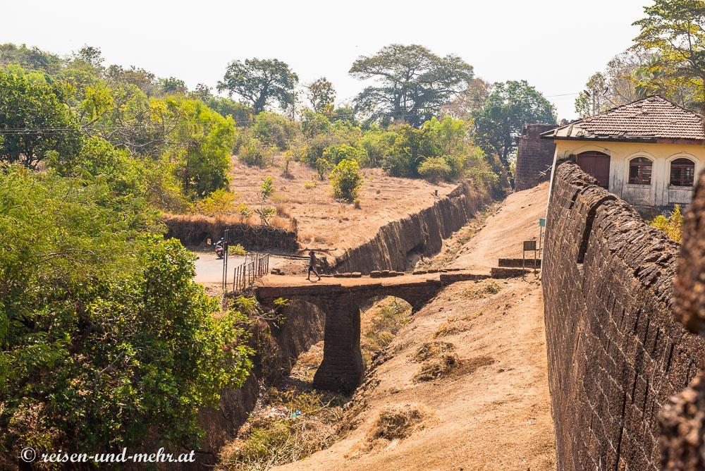 Fort Cabo de Rama, Goa