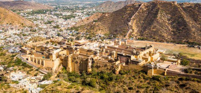 Jaipur – die rosarote Stadt
