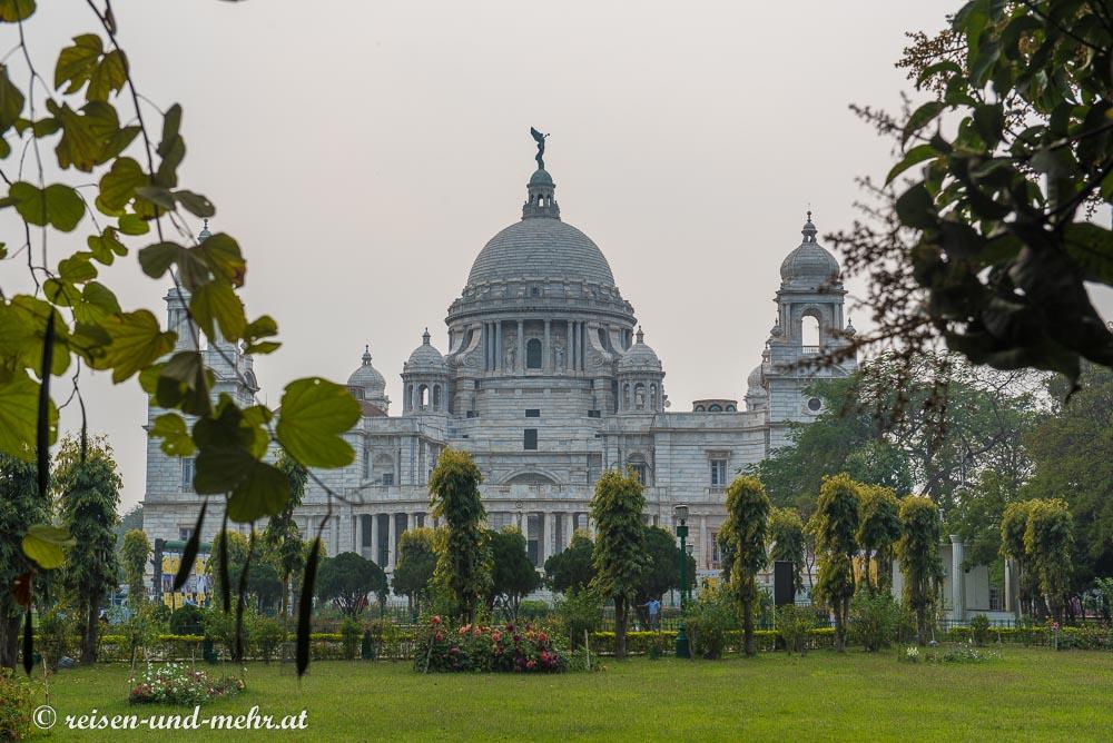 Victoria Memorial, Kalkutta, Indien