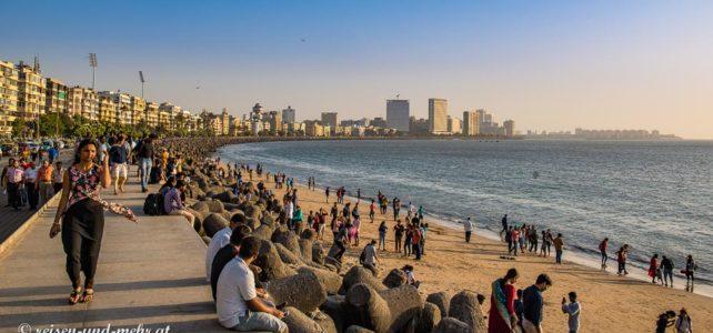 Mumbai – Stadt der Gegensätze