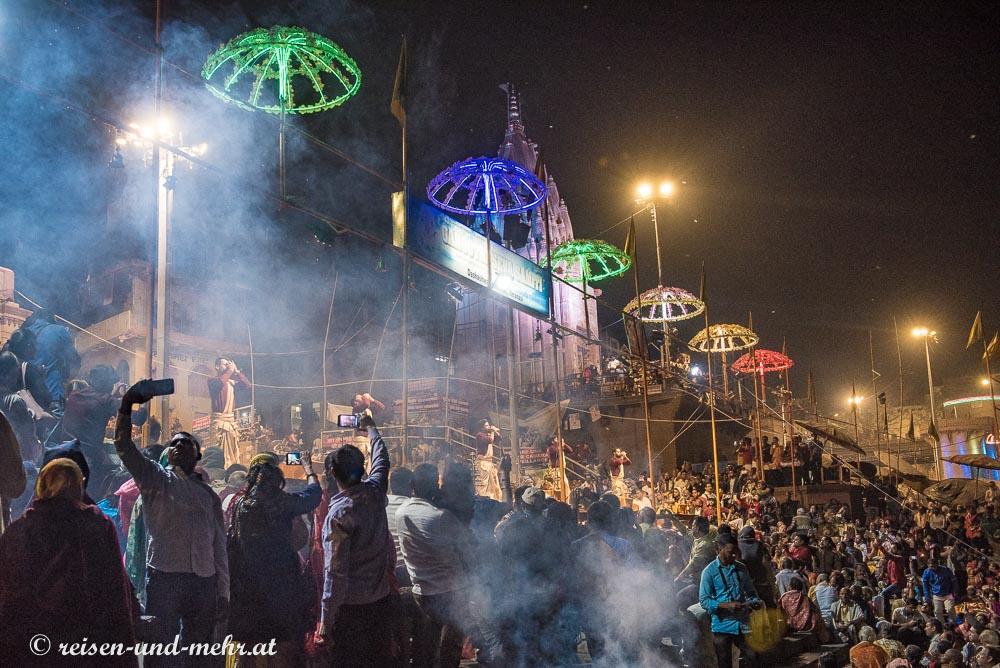Ganga Artii in Varanasi