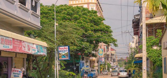Battambang – das Stadtdorf oder die Dorfstadt