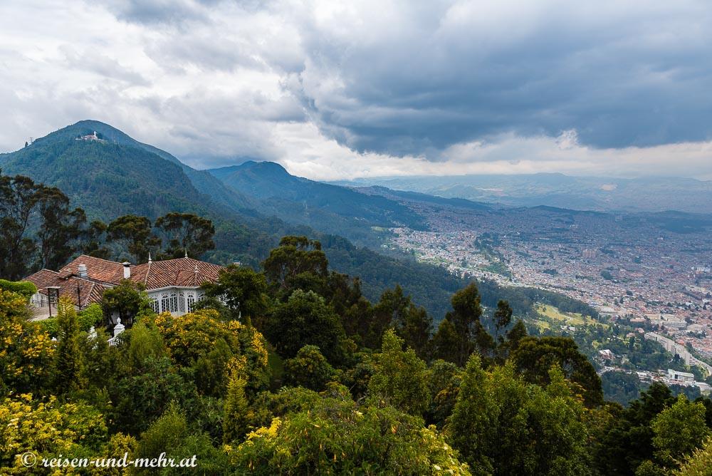 Monserrate, Aussichtsberg über Bogota