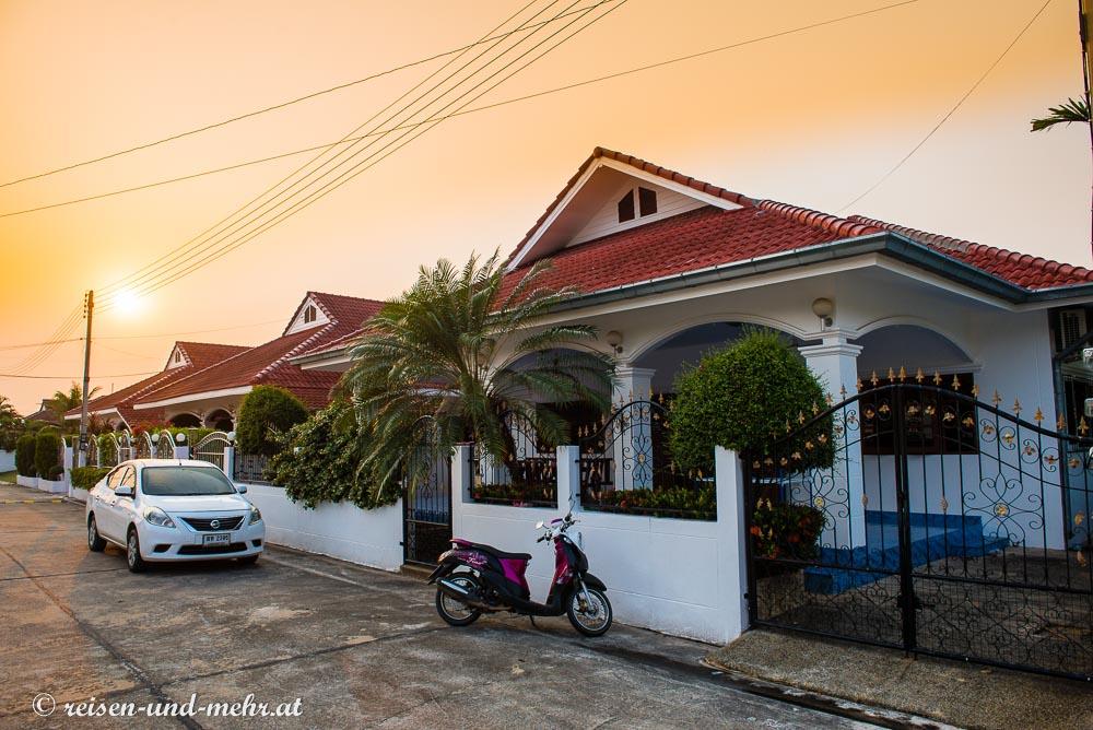 Wolfgangs Haus in Hua Hin, Thailand