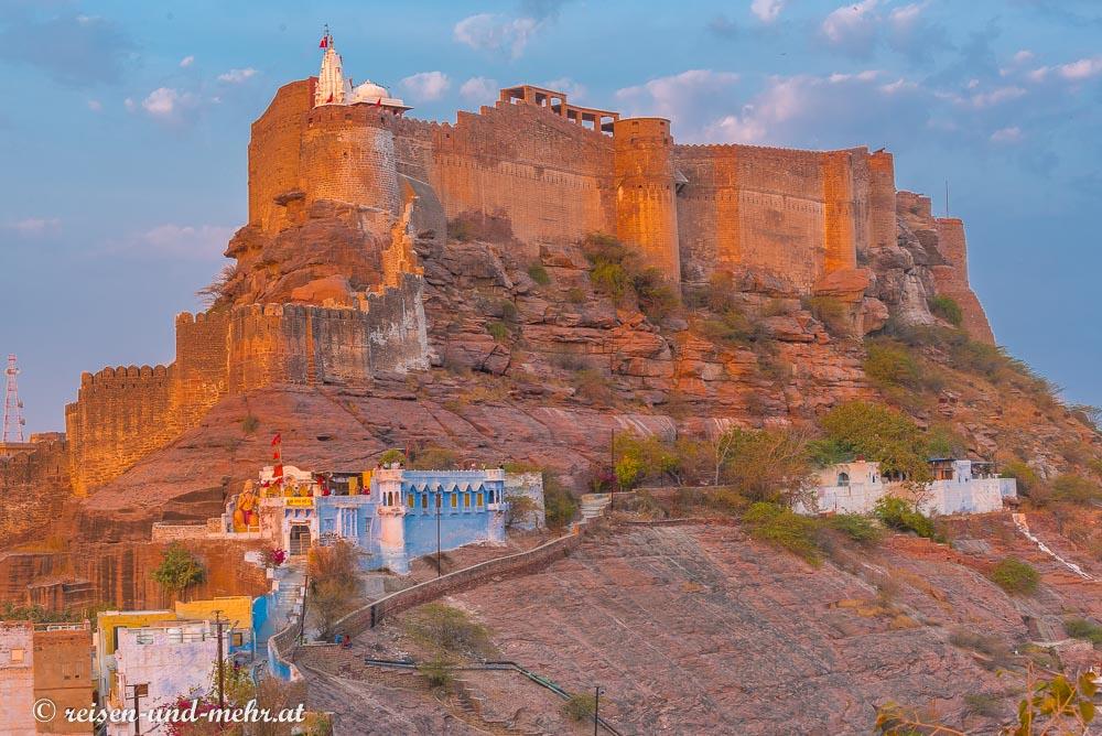 Meherangar Fort, Jodhpur