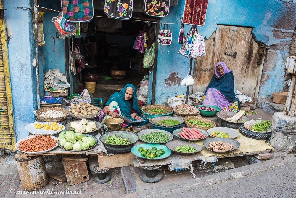 Marktfrauen, Jodhpur