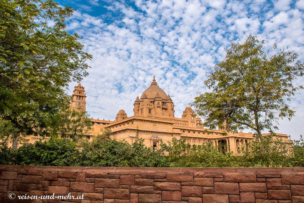 Ummaid Pavan Palast, Jodhpur