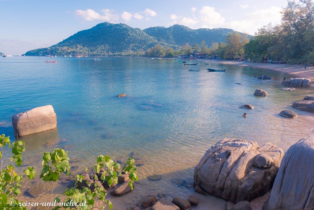 Sairee Beach, Koh Tao, Thailand