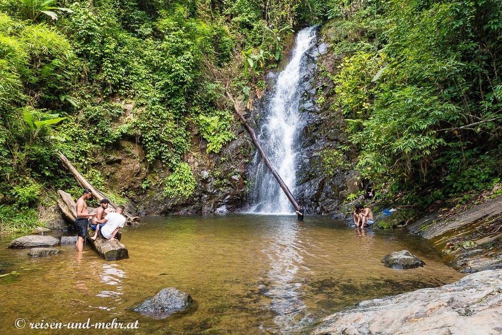 Durian Perangin Wasserfall, Langkawi