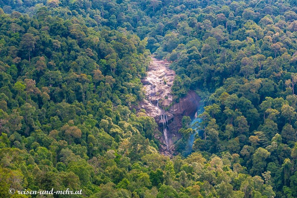 Seven Wells Waterfal, Langkawi