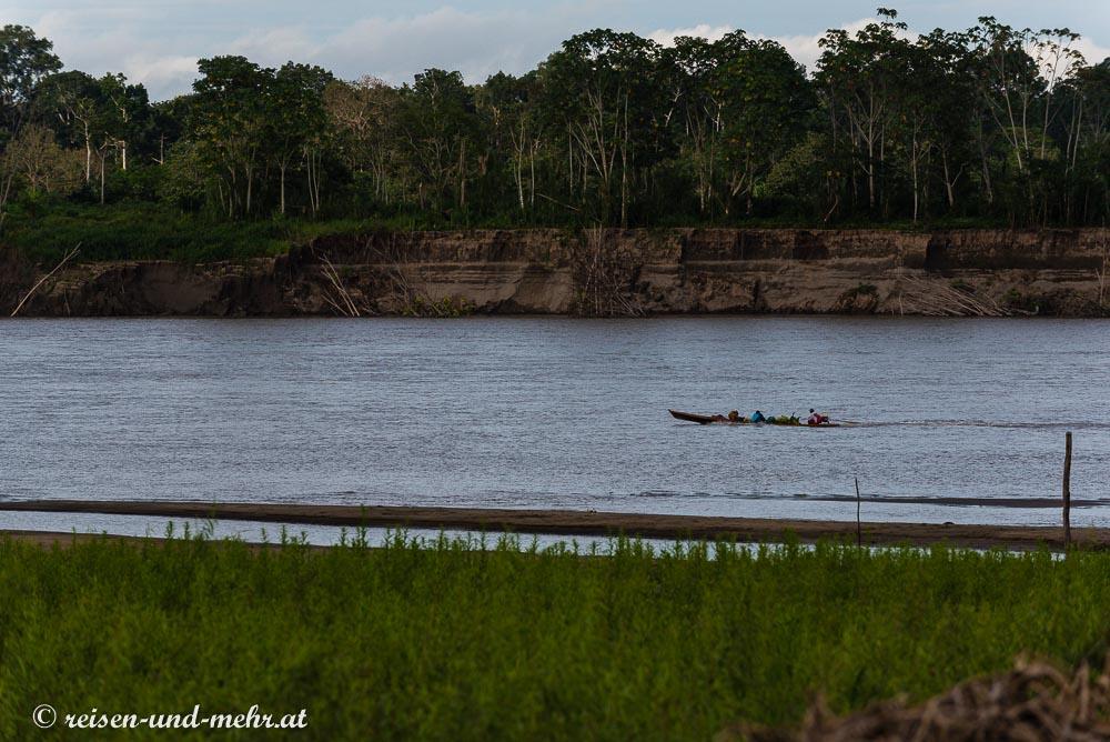 Amazonas bei Leticia