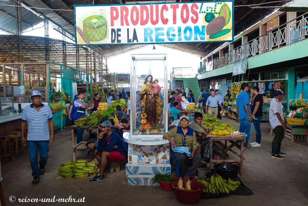 Markt in Leticia