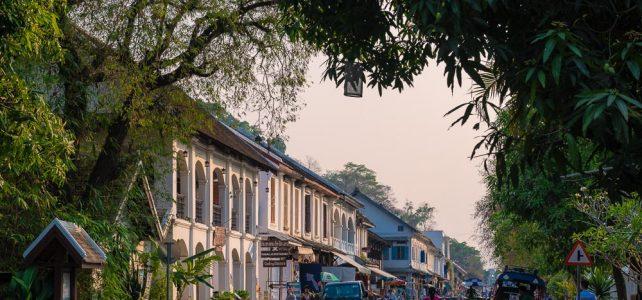 Luang Prabang – das Juwel am Mekong