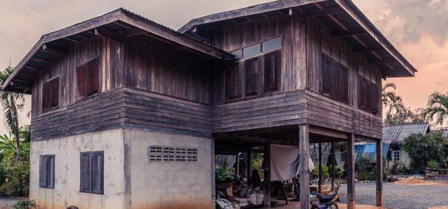 Pak Chong – beschauliches Landleben und ein Begräbnisritual