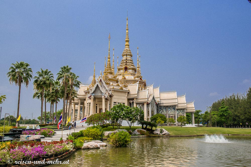 Wat Non Kum, Pak Chong, Thailand