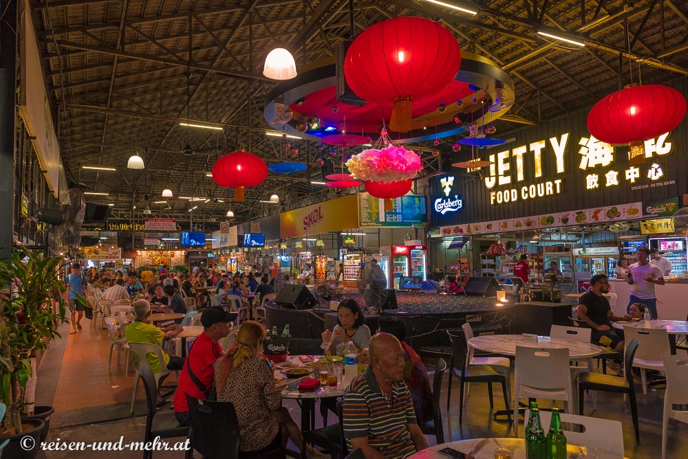 Jetty Foodcourt in Georgetown, Penang