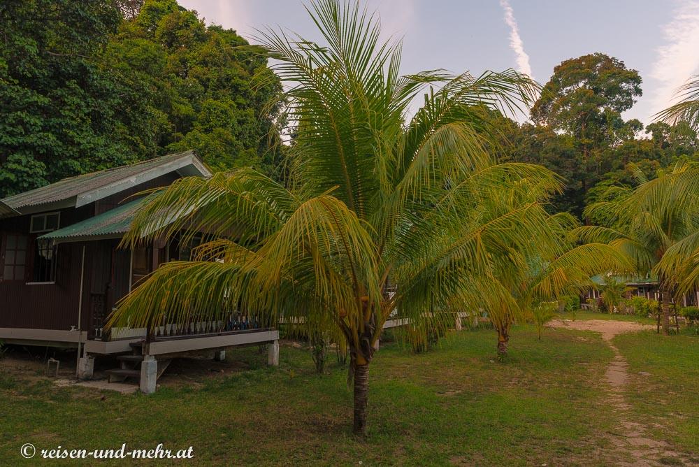 Strandhütte auf den Perhentian Islands