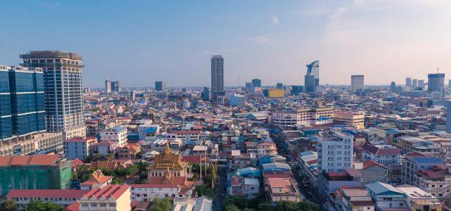 Phnom Penh – der kleine Bruder von Bangkok
