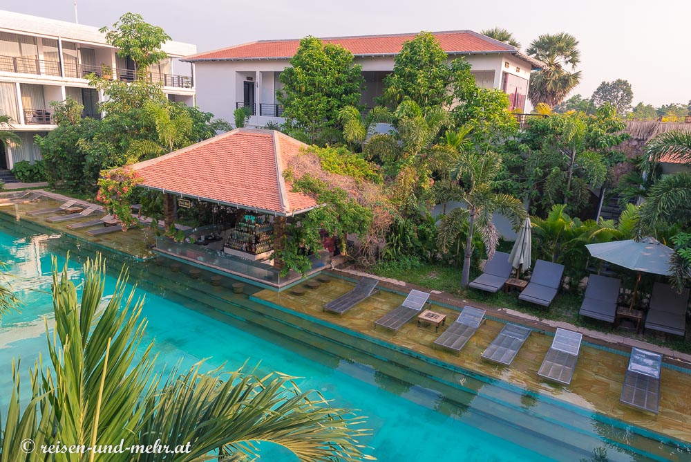 Angkor Elysium Suite, Siem Reap, Kambodscha