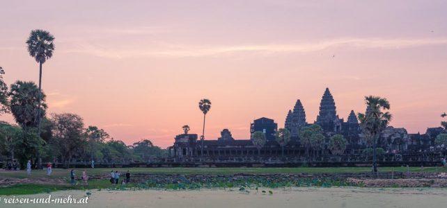 Angkor Wat – Tempelanlage der Superlative