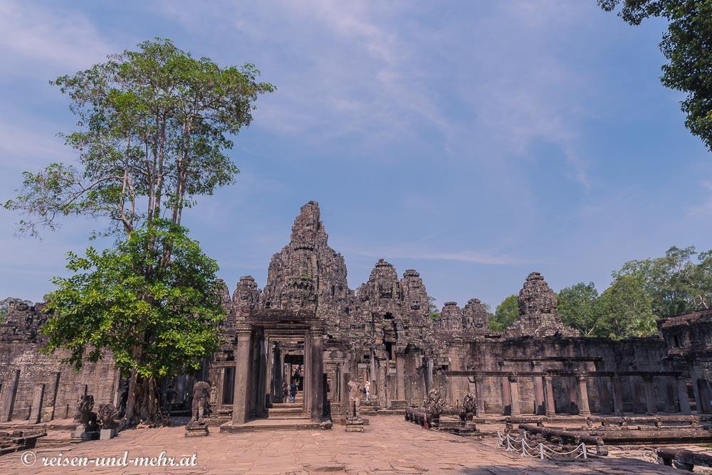 Bayon, Siem Reap, Kambodscha