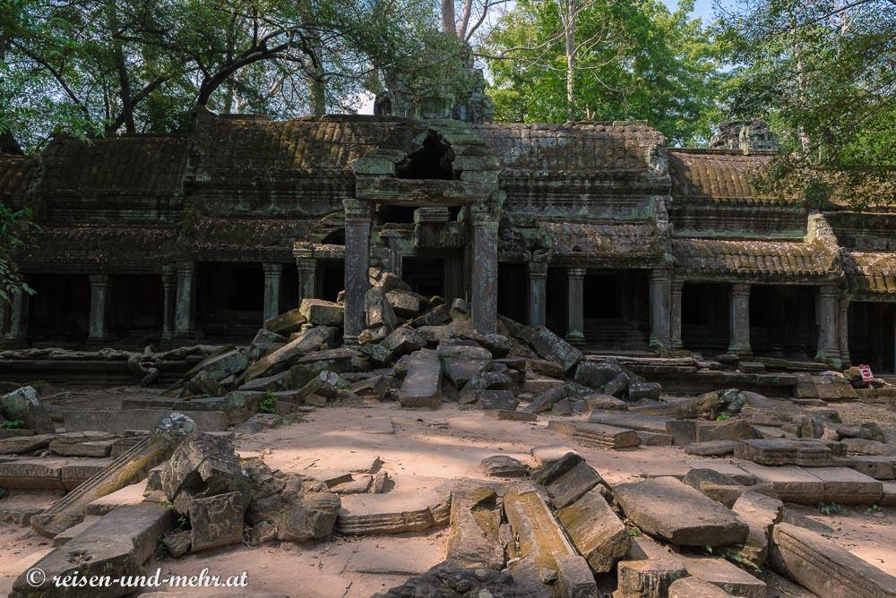 Ta Prohm Tempel, Siem Reap, Kambodscha