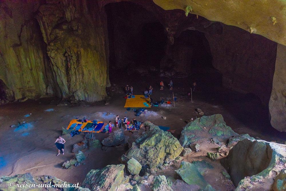 Höhle im Taman Negara Nationalpark