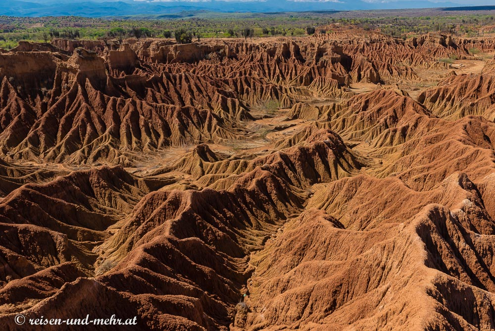 Tatacoa Desierto Rojo