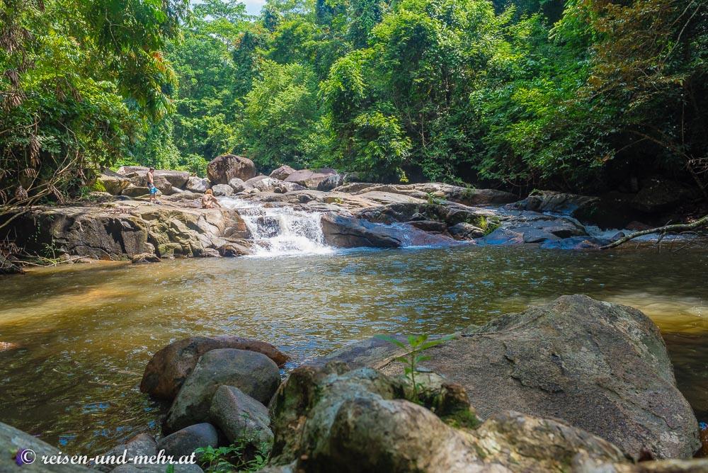 Asah Wasserfall