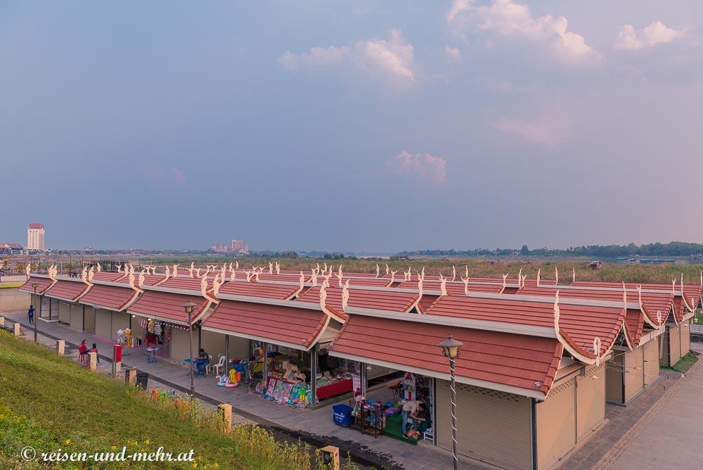 Marktkomplex, Vientiane