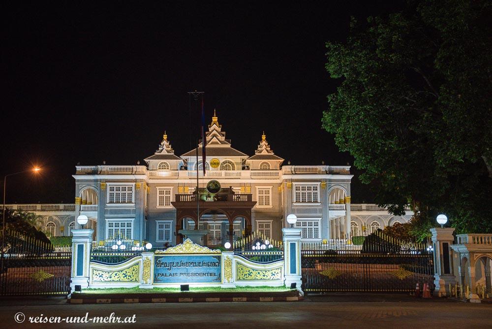 Präsidenten Palast, Vientiane