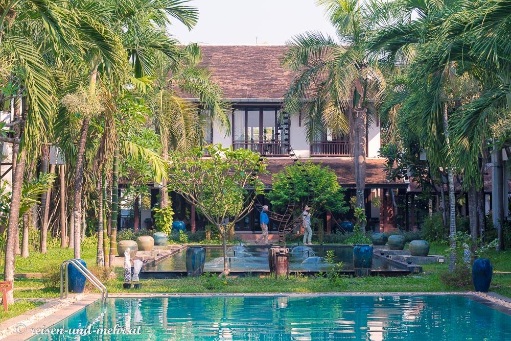 Green Park Boutique Hotel, Vientiane